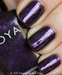 Zoya Nail Polish in Julieanne...can you tell I love purples!