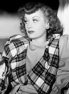 Lucille Ball in Lured, 1947