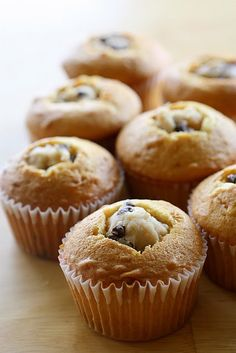 Cookie Dough Cupcakes.
