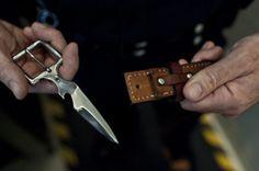 Knife Belt by Bowen Knife Company