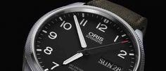 Oris Big Crown ProPilot Day Date La esencia de la aviación queda reflejada en un reloj de inspiración aeronáutica con un toque vintage.