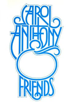 Herb Lubalin.  Can imagine many possibilities for that ampersand.