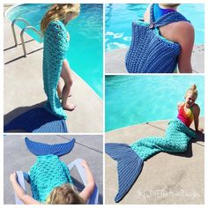 Mermaid Beach Bag To