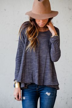 loving the boho luxe style