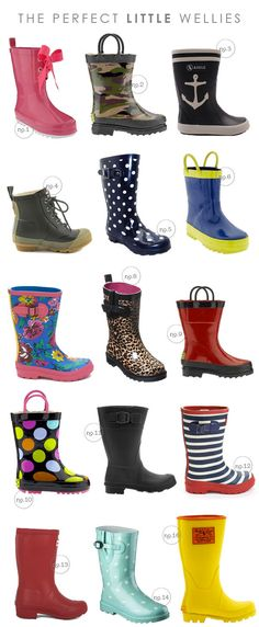 wellies for kids