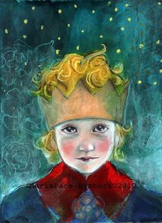Maria Pace-Wynters- The Little Prince