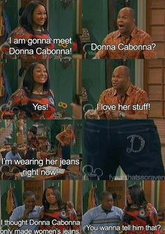 Can't stop laughing!!! I remember Donna Cabonna
