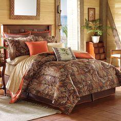 Beddingstyle: Tommy Bahama Tiki Bay #bedding