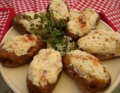 Twice baked potato, blog.