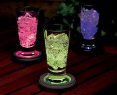 Light up Coasters!