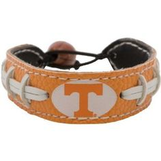 Team Color Football Bracelet. WANT.