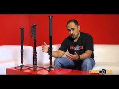 DIY Cheap Video Monopod with Fluid Base Swivel Tripod Foot