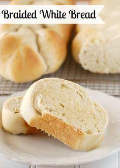white-bread-recipe, bread-braid