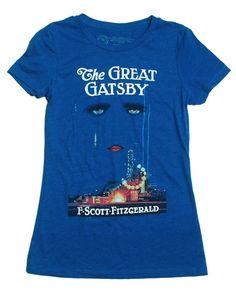 Great Gatsby t-shirt