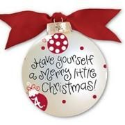 U of Alabama Have Yourself A Merry Little Christmas...Roll Tide