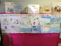K. Smith's 2nd grade Smarties: Story Elements (Leo Lionni & The Mixed-Up Chamleon)