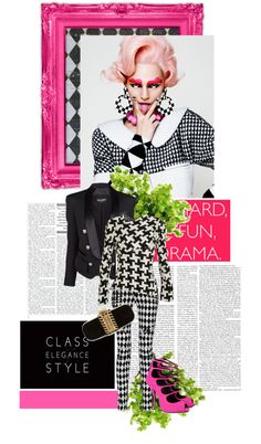 """""""A little of drama queen"""" by ohmylady on Polyvore"""