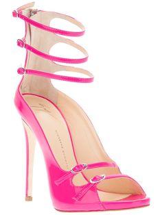 Giuseppe Zanotti Pink Heels