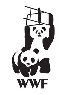 WWF: always been amused by the shared acronym.