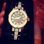 Love my boyfriend early valentines day present #seksy #watch #loveit