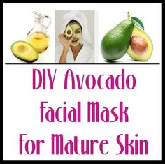 Universal face masks for mature skin
