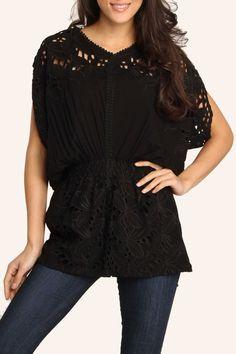 Sally Top In Black http://www.beyondtherack.com/member/invite/B7C53751