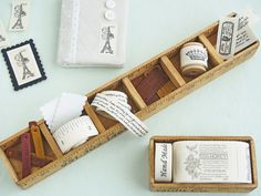 cotton tape label tutorial - Pretty by Hand -