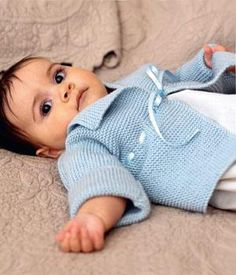 free Debbie Bliss baby cardigan