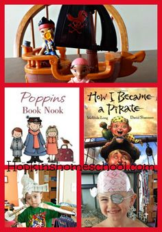 Ye Old Pirates ~ Poppins Book Nook