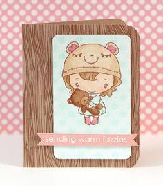 Simon Says Stamp Blog - Kristina Werner So cute!