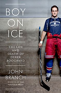 Boy on Ice by John Branch. Did head injuries lead to the death of NHL player Derek Boogard? Listen to an interview about concussion, drug addiction, and professional sports.