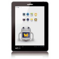 Tablet · Wolder miTab EXPERIENCE