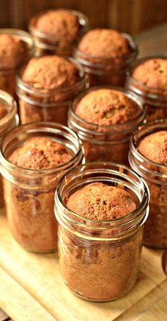 Banana Bread in a Jar....