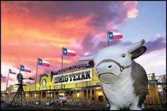 The World Famous Big Texan Steak Ranch. Amarillo Texas