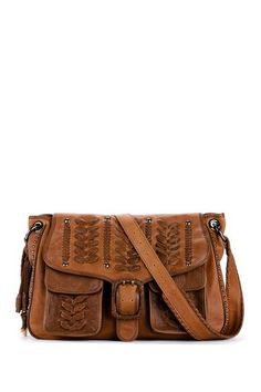 Isabella Fiore Paige Pocket Satchel on HauteLook