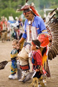 Montana Indian-Pow-Wow