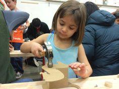 Build It: DIY Workshops for Seattle Kids