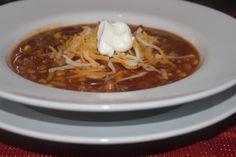 Taco Soup Crock Pot Recipe!