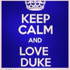 Duke Basketball...I got time for that.hehe ;)
