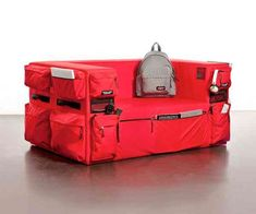 Backpack Sofa! :-D