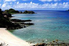 Okinawan beaches