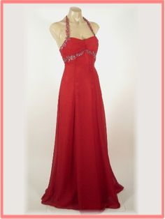 40's evening gown
