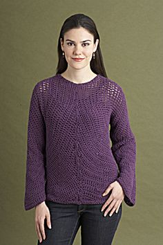 Circular Motion Sweater
