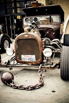 Ball and Chain #ratrod