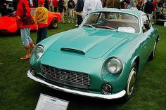 that's a 'beaut/ Lancia Flaminia Sport Zagato