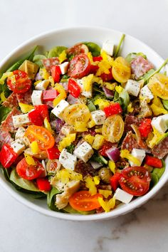 My Favorite Antipasto Salad