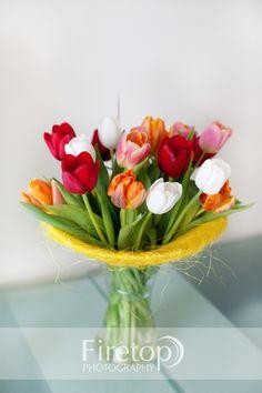 tulips for Allie