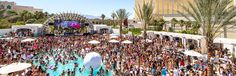 Labor Day Weekend Pool Parties at Las Vegas Celebrity HotSpots. So Many Choices.: Daylight Beach Club at Mandalay Bay