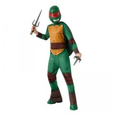 Teenage Mutant Ninja Turtles Raphael Child Costume