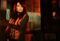Actress Mia Maestro and I talk about The Strain (a new series by Guillermo del Toro) and its bizarrely sexual, abject creatures
